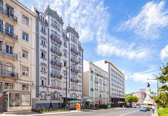 Víkend v Lisabonu - hotel 3* - Portugalsko