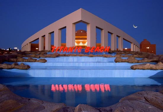 Titanic Beach Spa & Aquapark - Hurghada