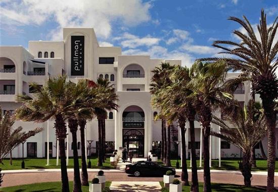 Pullman Mazagan Royal Golf & Spa - Maroko