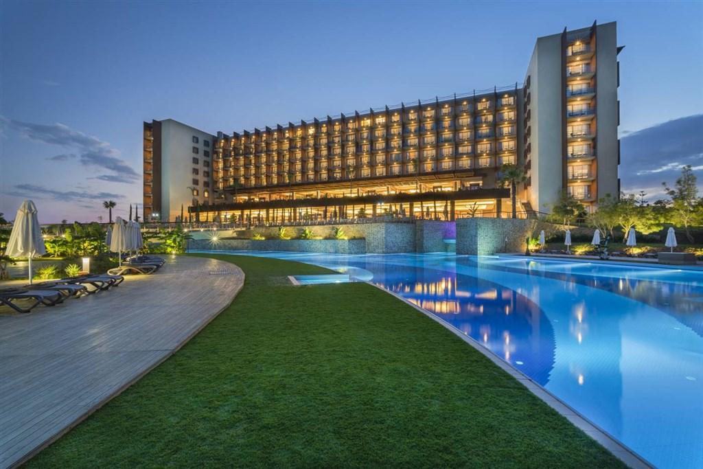 Concorde Luxury Resort & Casino - Severní Kypr - Iskele