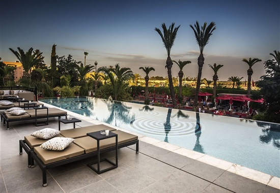 Sofitel Marrakech Lounge & SPA - Marrakeš