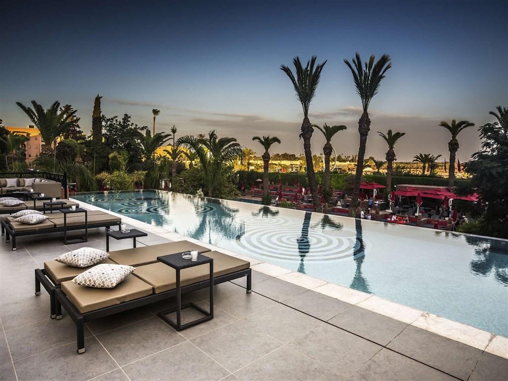 Sofitel Marrakech Lounge & SPA - Marrakeš