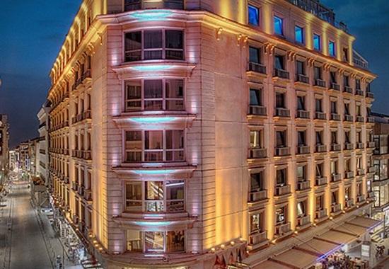 Zurich Hotel - Turecko