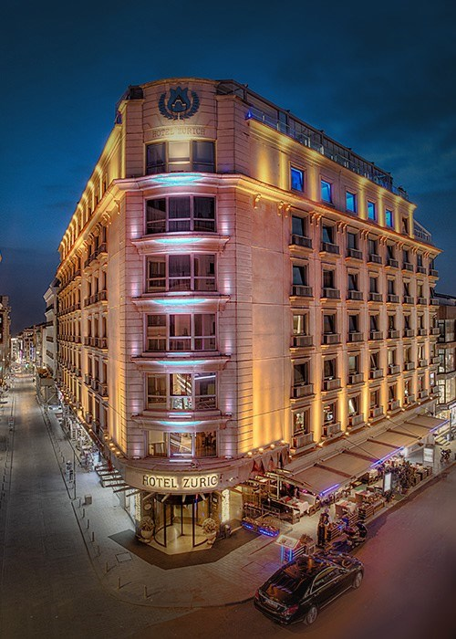 Zurich Hotel - Istanbul