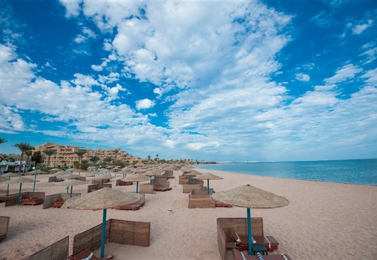 Shams Safaga Resort - Hurghada