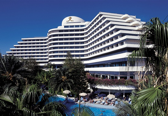 Rixos Downtown Antalya - Turecko