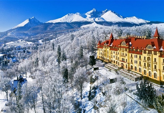 Grandhotel Praha - Slovensko