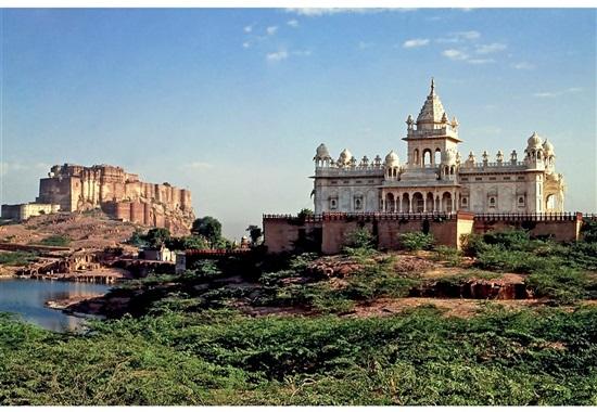 Barevný Rádžastán -