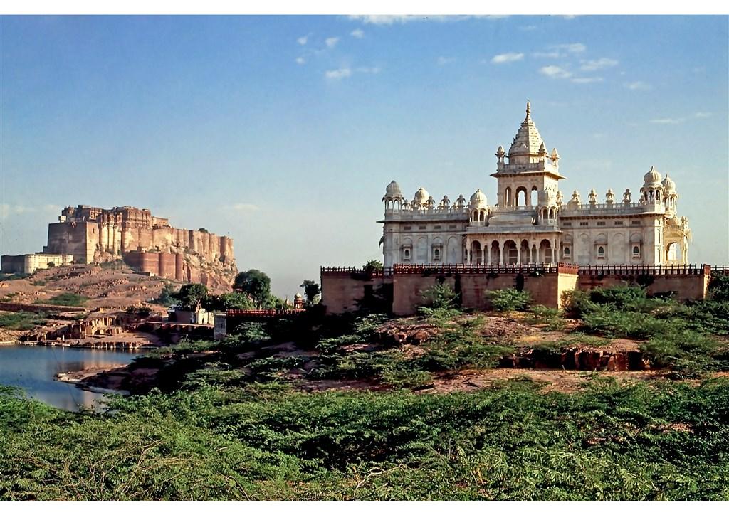 Barevný Rádžastán - Indie