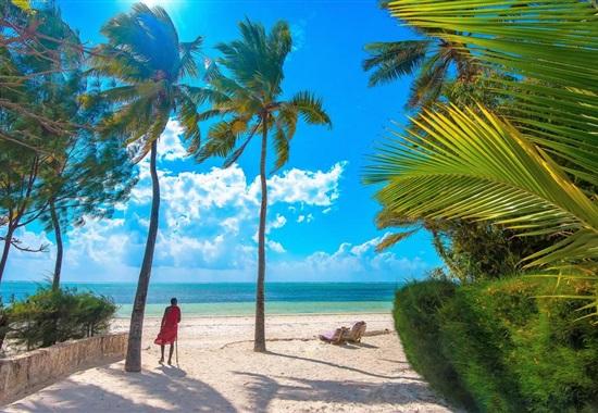 Indigo Beach Zanzibar - Tanzanie a Zanzibar