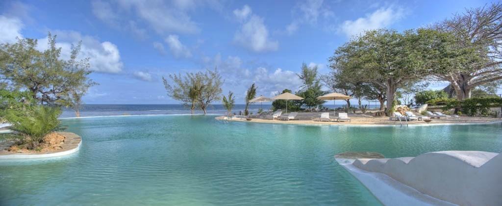The Ocean Spa Lodge - Keňa