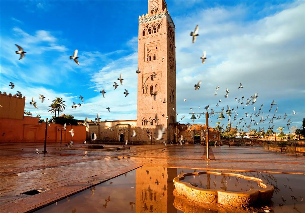 Casablanca + Marrakeš - Marrakeš