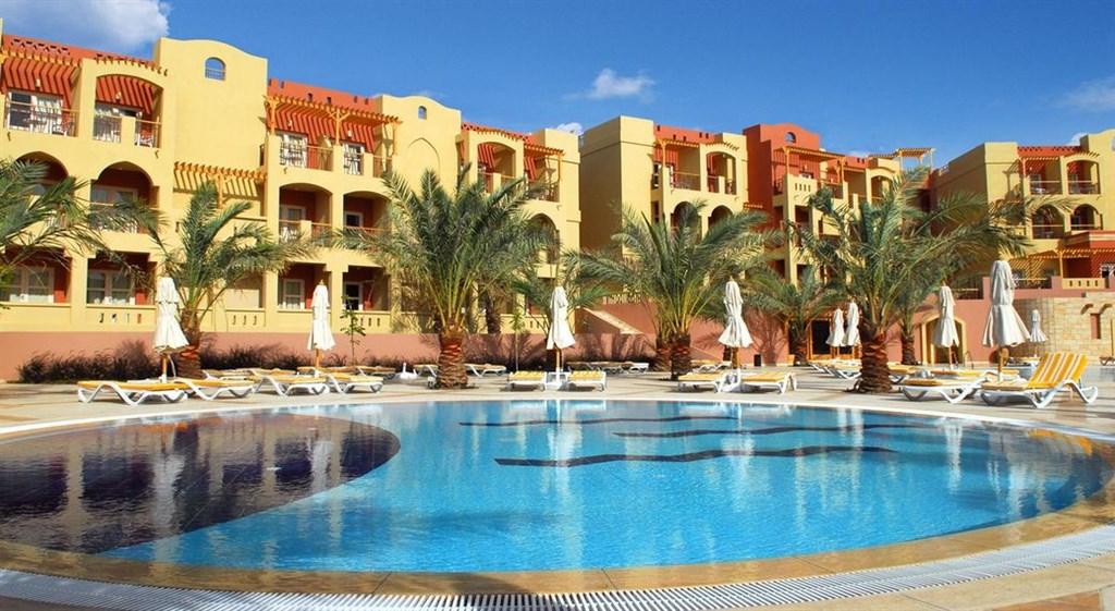 Marina Plaza Tala Bay Aqaba - Jordánsko