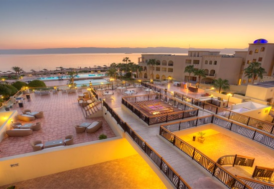 Grand Tala Bay Resort Aqaba - Jordánsko