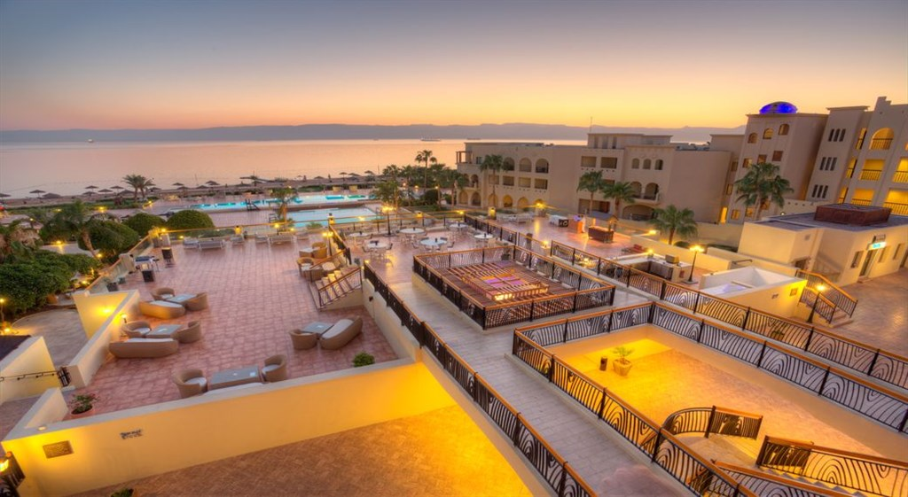Grand Tala Bay Resort Aqaba - Jordánsko