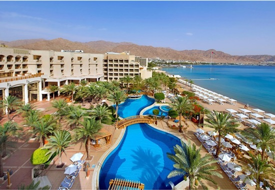 Intercontinental Aqaba - Jordánsko
