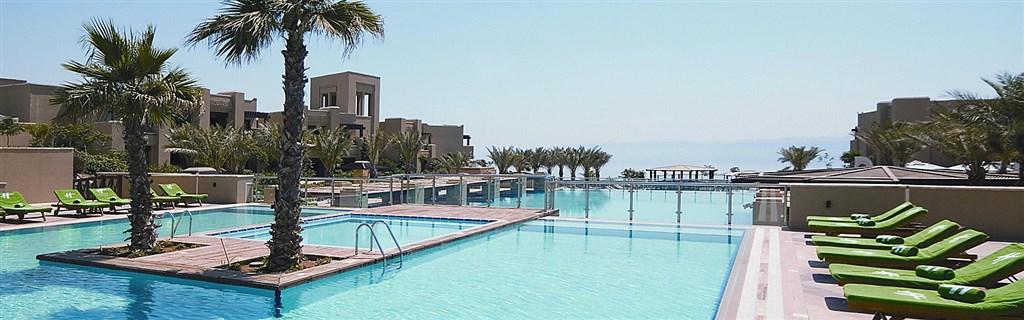 Holiday Inn Jordan Dead Sea - Jordánsko