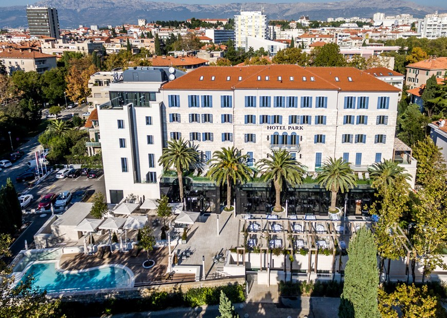 Hotel Park - Chorvatsko