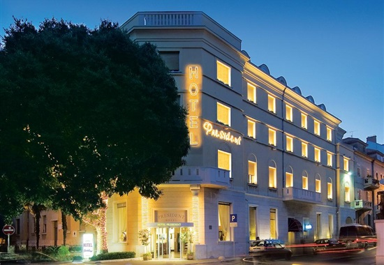 Hotel President - Chorvatsko
