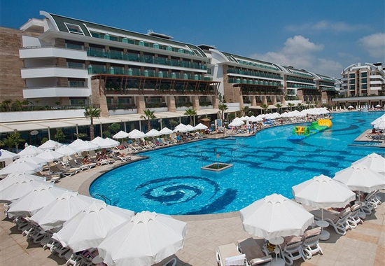 Crystal Waterworld Resort & SPA - Antalye