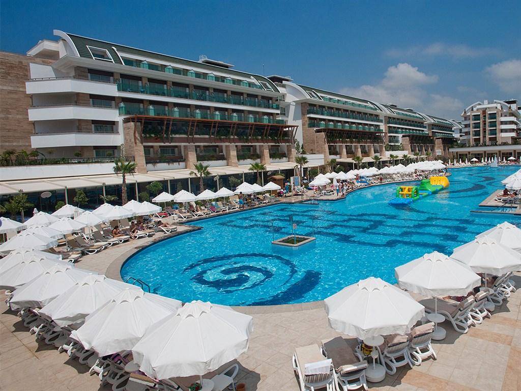 Crystal Waterworld Resort & SPA - Belek