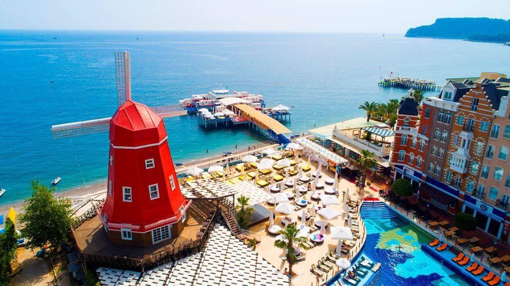 Orange County Resort Hotel Kemer - Antalye
