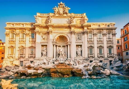 Eurovíkend v Římě - Itálie