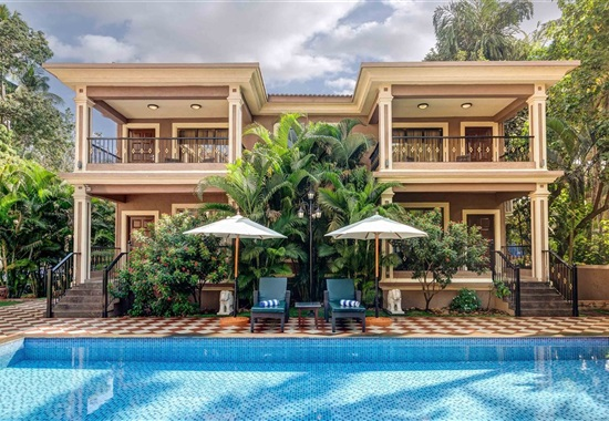 Seashell Suites & Villas - Goa
