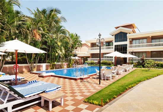 Seashell Beach Suites - Goa