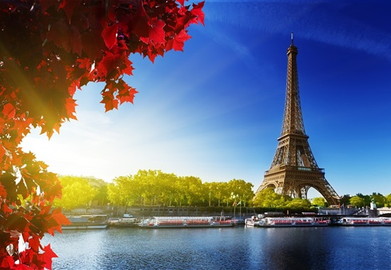 Eurovíkend v Paříži - Francie