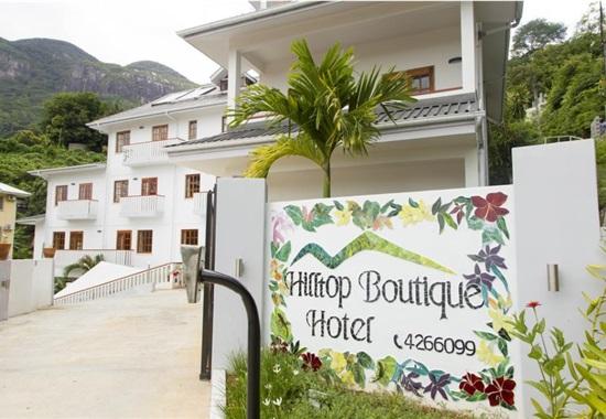 Hilltop Boutique Hotel - Mahé