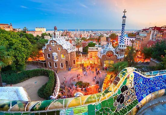 Eurovíkend v Barceloně -