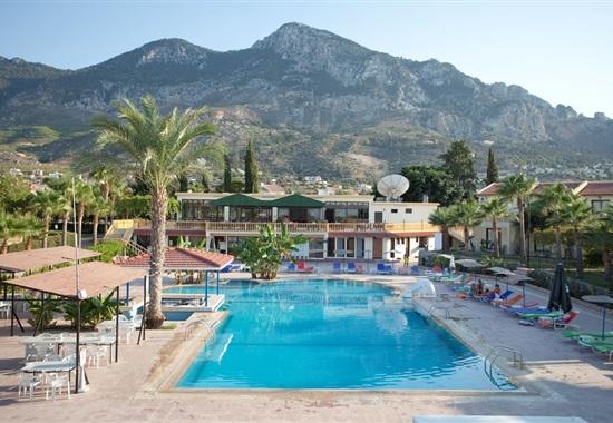 Club Simena Hotel - Severní Kypr - Kyrenia