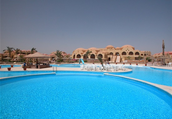 Bliss Abo Nawas Resort - Egypt