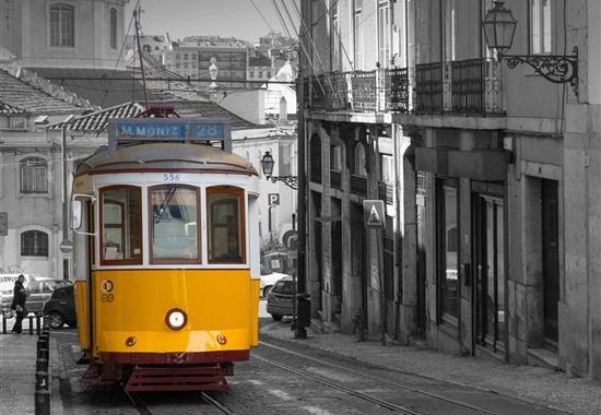 Poznejte Lisabon a okolí - Portugalsko