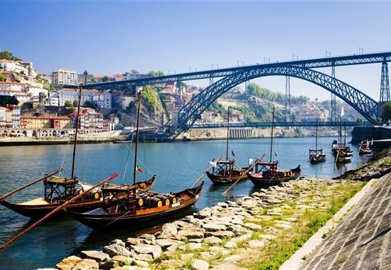 Poznejte Porto a okolí - Portugalsko