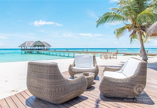 Palm Beach Island Resort & SPA - Maledivy