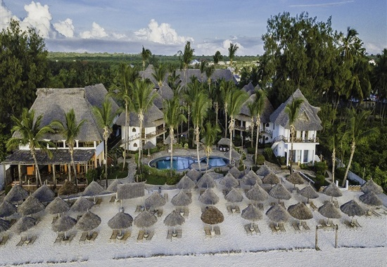 Waridi Beach Resort -