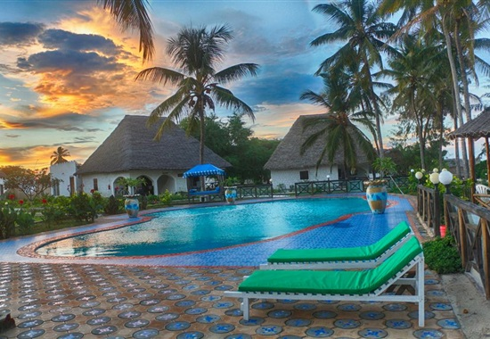 Mermaids Cove Beach Resort & Spa - Tanzanie a Zanzibar