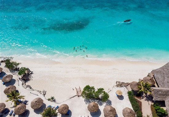 Sandies Baobab Beach - Tanzanie a Zanzibar