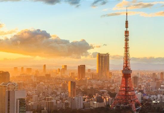 Střední Japonsko - Japonsko