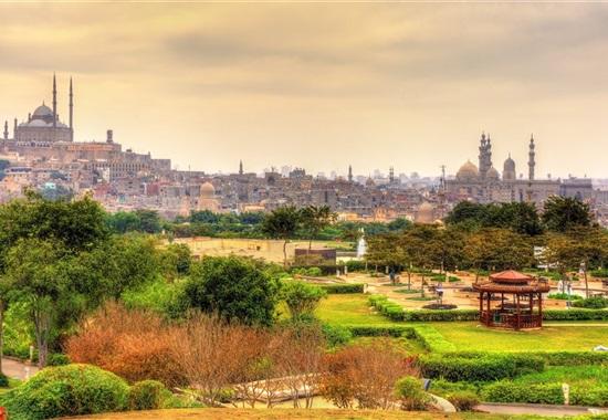 Víkend v Káhiře - Káhira