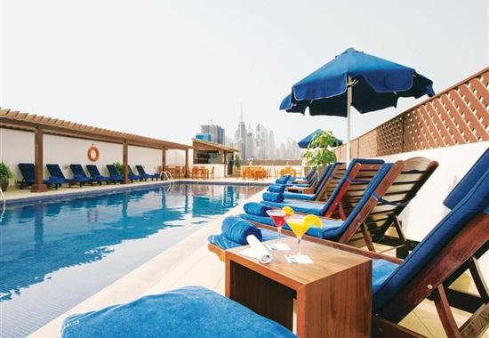 Citymax Hotel Bur Dubai - Bur Dubai