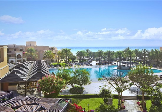 Miramar Al Aqah Beach Resort -