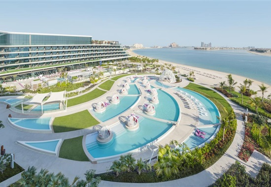 W Dubai The Palm - The Palm Jumeirah