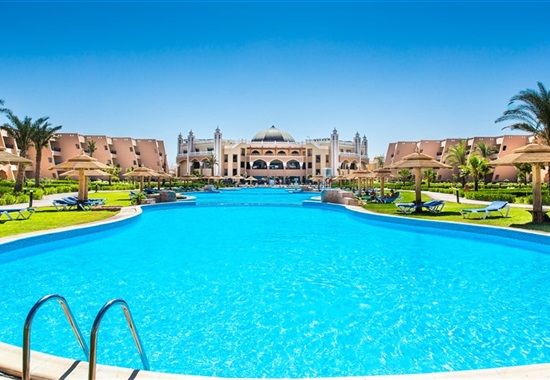 Jasmine Palace Resort - Hurghada