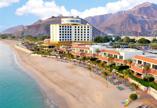 Oceanic Khorfakkan Resort & Spa - Fujairah