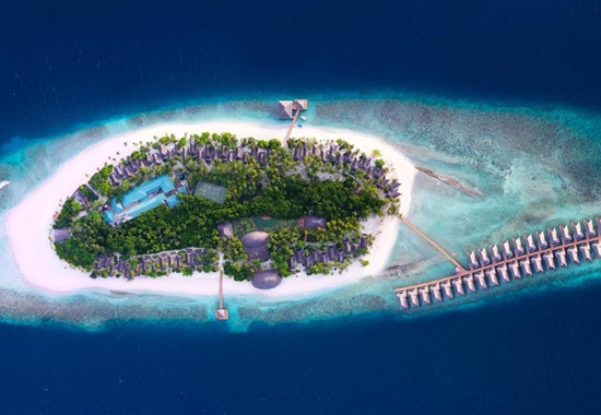 Dreamland Maldives Resort - Baa Atoll