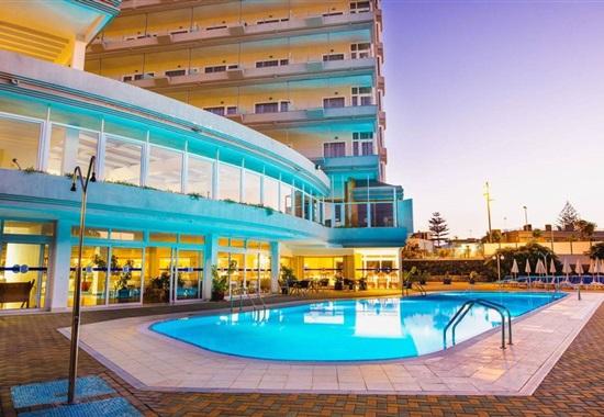 Suitehotel Playa del Ingles - Kanárské ostrovy