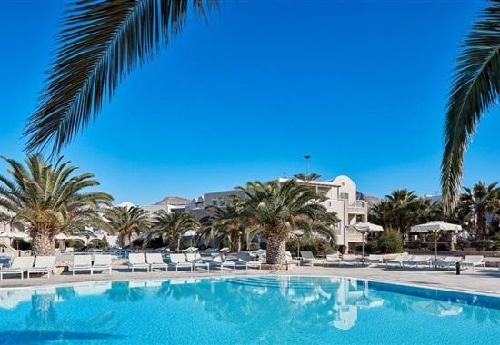Santo Miramare Resort - Santorini